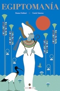 Libro: Egiptomanía -