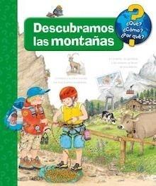 Libro: ¿Qué?... Descubramos las montañas -