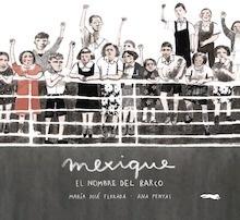 Mexique, el nombre del barco - Ferrada, Maria José
