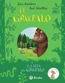 Libro: El grúfalo y La hija del grúfalo. Edición rimada - Donaldson, Julia