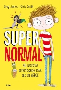 Libro: Supernormal - James , Greg