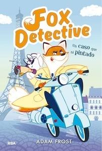 Libro: Fox detective 1: Un caso que ni pintado - Frost , Adam