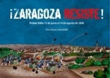 Libro: ZARAGOZA RESISTE! - Rubio Tomas, Javier