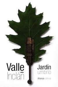 Libro: Jardín umbrío - Valle-Inclan, Ramon Maria Del