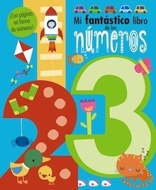 Libro: Mi fantástico libro de los números -