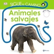 Libro: Sigue el camino. Animales salvajes - Sirett, Dawn