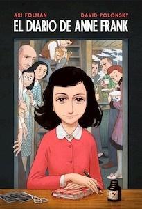 Libro: El diario de Anne Frank (novela gráfica) - Frank, Anne