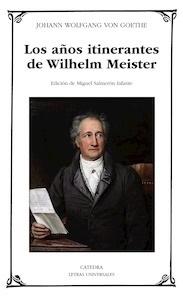 Libro: Los años itinerantes de Wilhelm Meister - Goethe, Johann Wolfgang Von