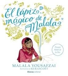 Libro: El lápiz mágico de Malala - Yousafzai, Malala