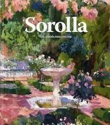 Libro: SOROLLA 'Un jardín para pintar' -