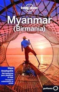 MYANMAR / BIRMANIA  -2017- - Paul Harding & Simon Richmond