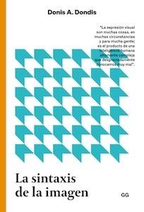 Libro: La sintaxis de la imagen - Dondis, Donis A.