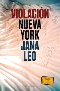 Libro: Violación Nueva York - Leo, Jana