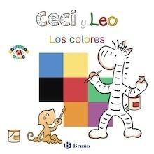 Libro: Ceci y Leo. Los colores - Duquennoy, Jacques