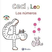 Libro: Ceci y Leo. Los números -