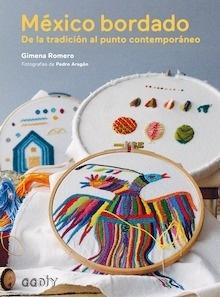 Libro: México bordado - Romero Rodríguez, Gimena