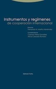 Libro: Instrumentos y regímenes de cooperación internacional -