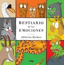 Libro: Bestiario de las emociones - Barman, Adrienne
