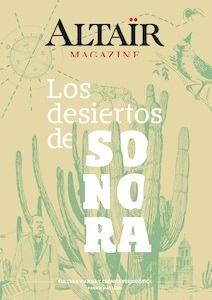 Libro: ALTAIR MAGAZINE  nº 6 Los desiertos de Sonora -