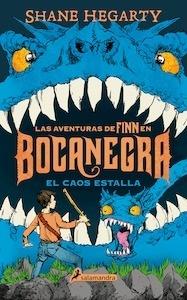 Libro: Bocanegra III - Hegarty, Shane