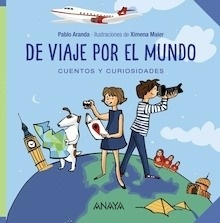 Libro: De viaje por el mundo - Aranda, Pablo