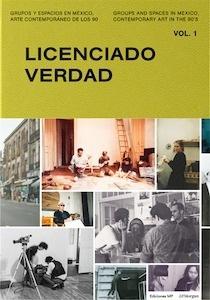 Libro: Licenciado Verdad -