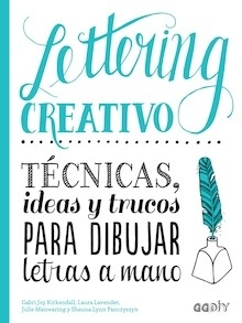 Libro: Lettering creativo - Kirkendall, Gabri Joy