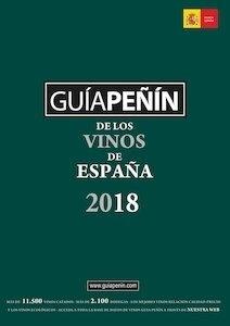 Libro: GUIA PEÑIN DE LOS VINOS DE ESPAÑA 2018 - Peñin, Jose