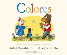 Libro: Colores - Donaldson, Julia