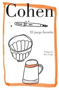 Libro: El juego favorito - Cohen, Leonard