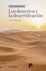 Libro: Los desiertos y la desertificación - Martínez Valderrama, Jaime