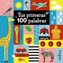 Libro: Tus primeras 100 palabras - Sirett, Dawn