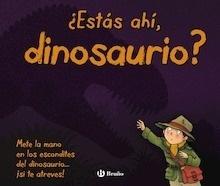 Libro: ¿Estás ahí, dinosaurio? - Varios