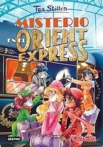 Libro: Misterio en el Orient Express Vol.13 - Tea Stilton