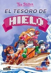Libro: El tesoro de hielo Vol.7 'Tea Stilton' - Tea Stilton