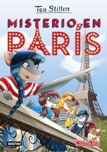 Libro: Misterio en París Vol.4 'Tea Stilton' - Tea Stilton