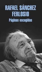 Libro: Páginas escogidas - Sanchez Ferlosio, Rafael