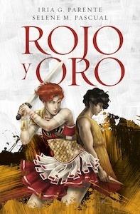 Libro: Rojo y Oro - G. Parente, Iria