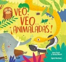 Libro: Veo, veo... ¡Animaladas! - Gasol, Anna