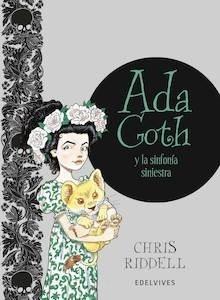 Libro: Ada Goth y la sinfonía siniestra - Chris Riddell