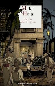 Libro: Mala hoja - Alfonso , Mateo -Sagasta