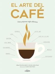 Libro: El arte del café - Racineux, Sébastien