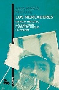 Libro: Los mercaderes - Matute, Ana Maria