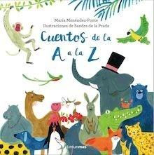 Libro: Cuentos de la A a la Z (letra ligada) - Menéndez-Ponte Cruzat, María