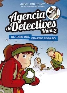 Libro: Agencia de Detectives Núm. 2 - 4. El caso del cuadro robado - Horst, Jorn Lier