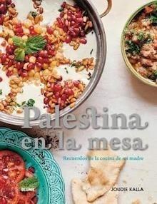 Libro: Palestina en la mesa - Kalla, Joudie