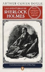 Libro: Las aventuras de Sherlock Holmes (edición ilustrada) - Conan Doyle, Sir Arthur