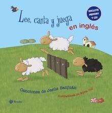 Libro: Lee, canta y juega en inglés - Sanjuán Cantero, Jesús