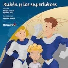 Libro: Rubén y los superhéroes - Martín Tarrasón, Sergio