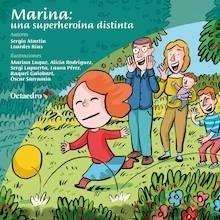 Libro: Marina, una superheroína distinta - Martín Tarrasón, Sergio